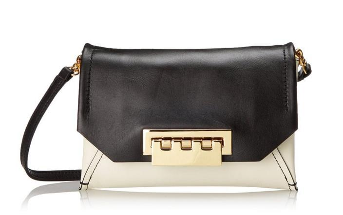 $99.61 ZAC Zac Posen Eartha Envelope Cross-Body Bag