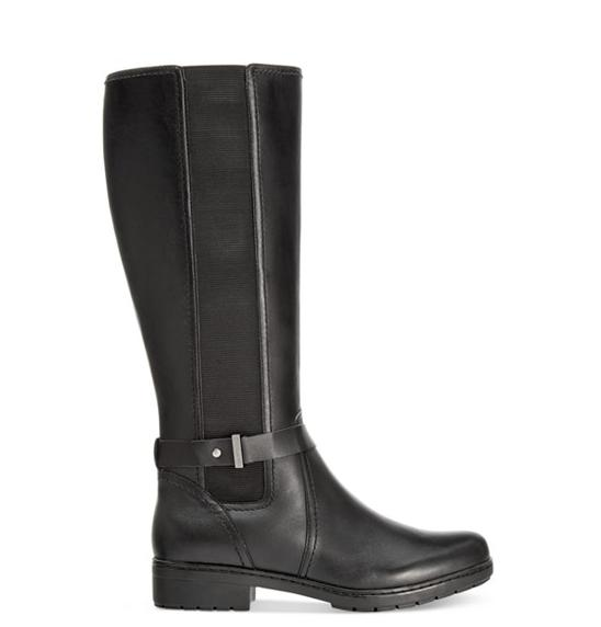 Clarks Collection Women's Merrian Rayna Tall Boots On Sale @ macys.com