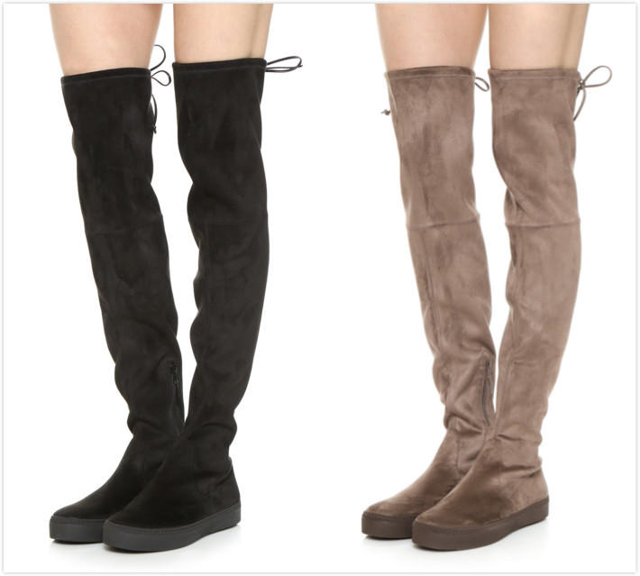 Stuart Weitzman 'Playtime' Over the Knee Boot On Sale @
