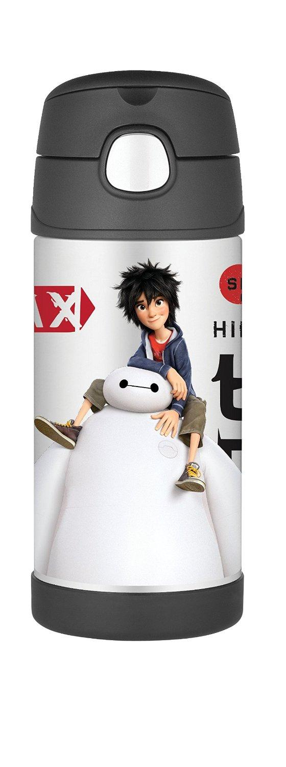 Thermos 12 Ounce Funtainer Bottle,Big Hero 6