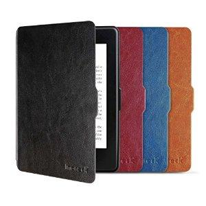Inateck Kindle Paperwhite Leather Case Ultra Slim Cover