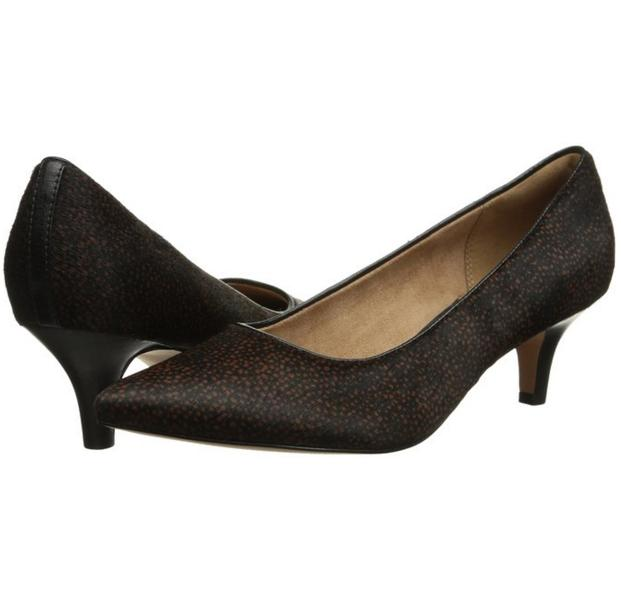 Clarks Women's Sage Copper Dress Pump