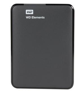 2TB WD Elements Portable USB 3.0 Hard Drive Storage