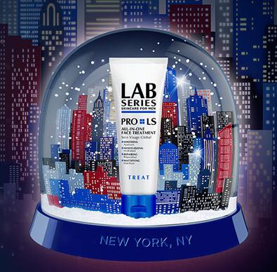 Free Full Size Scrub with $65 Purchase at Lab Series For Men