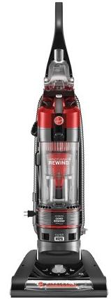 Hoover® WindTunnel® 2 Rewind Bagless Upright Vacuum, UH70820