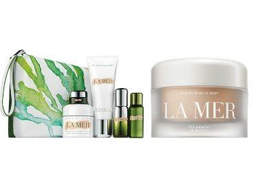 The Renewal Collection + The Powder @ La Mer