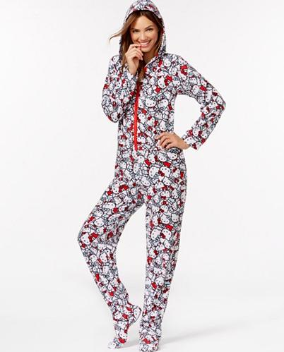 Up to 30% Off + Extra 20% Off Footed Pajamas @ Macy's