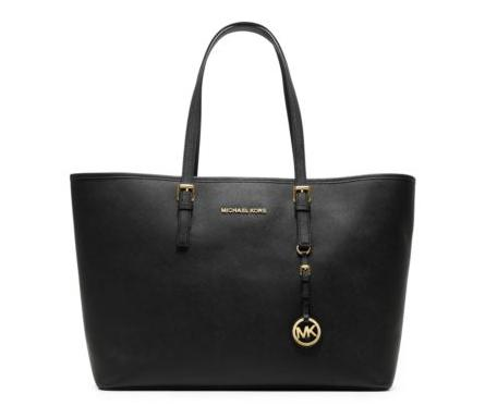 Michael Kors Jet Set Travel Multifunction Saffiano Leather Tote (Dealmoon Singles Day Exclusive!)