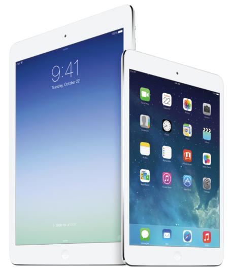 From $269 Black Friday Deals for iPad Air/Mini + Target GC