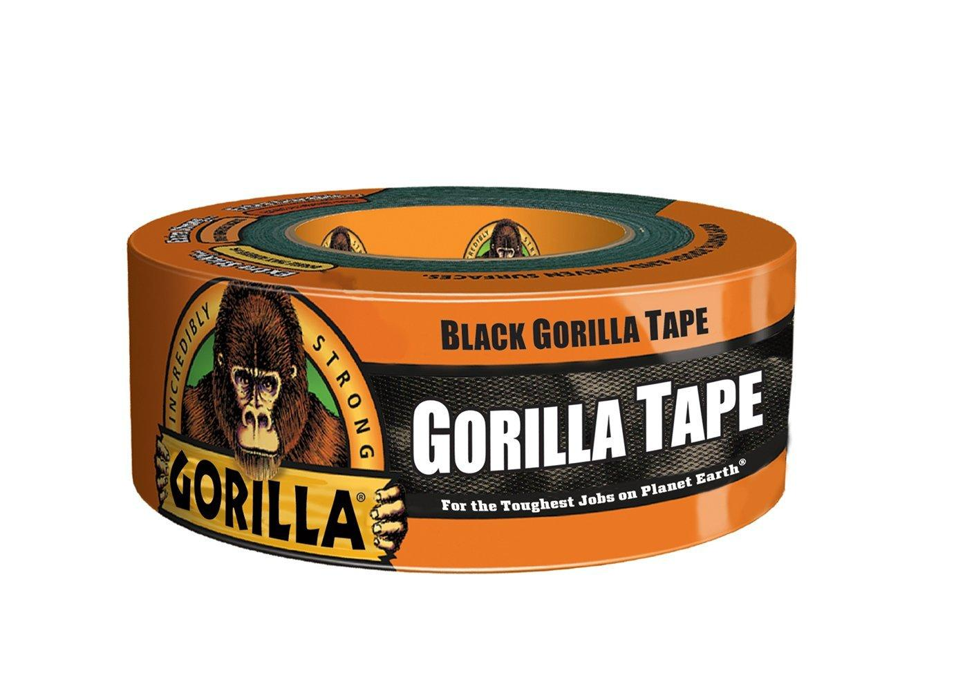 Black Gorilla Tape 1.88 In. x 35 Yd.