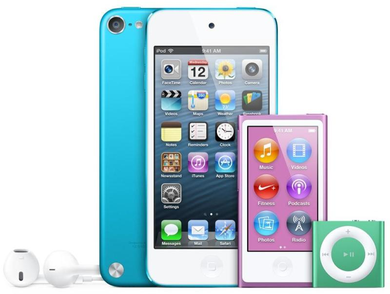 Additional 20% OFF All iPods @Target