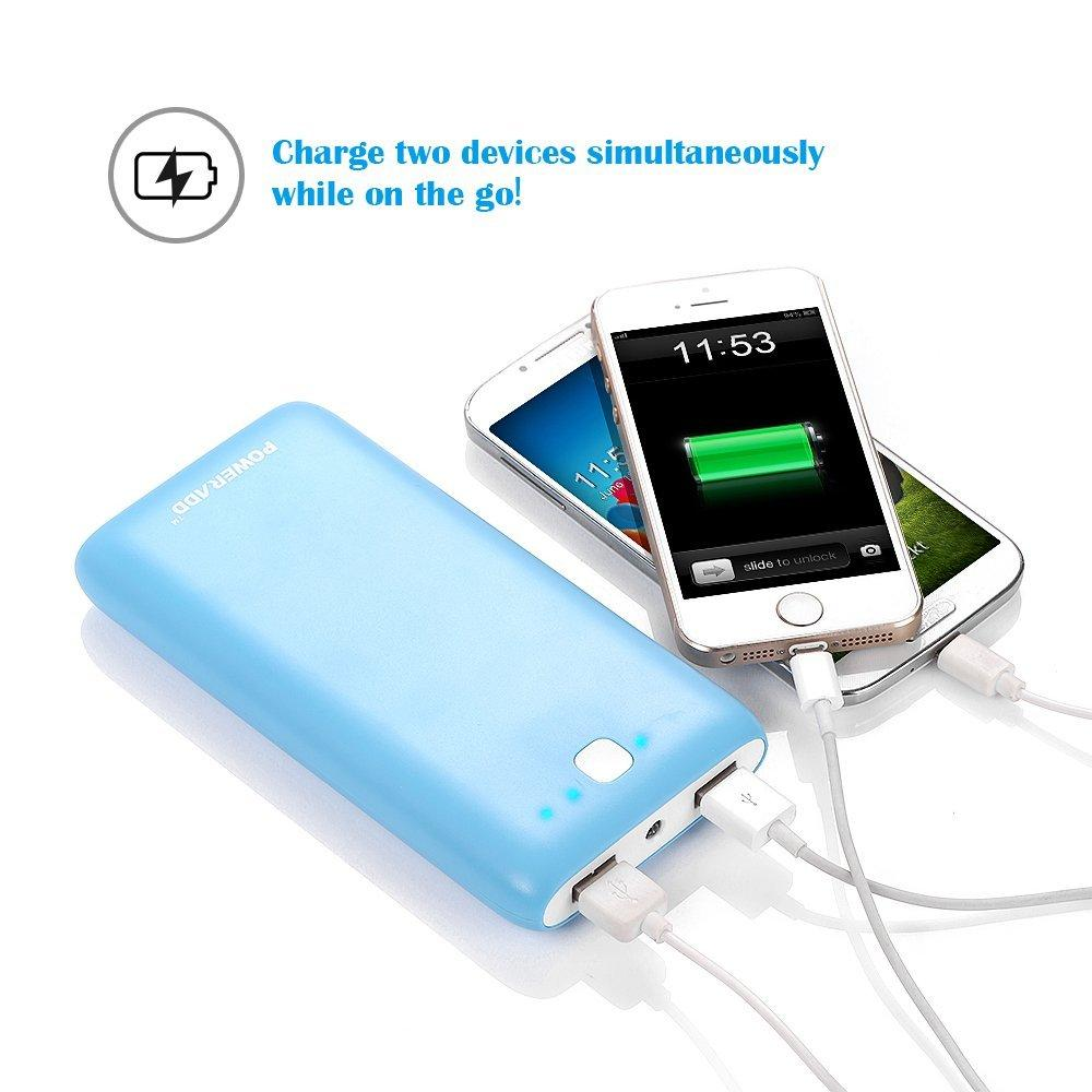 Poweradd Pilot X7 20000mAh Portable Charger External Battery Power Bank