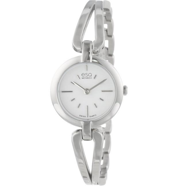 Lowest price! $146.99 ESQ Movado Women's 07101394 Corbel Round Watch