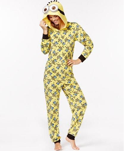Extra 20% off Despicable Me Minion Adult Hooded Jumpsuit