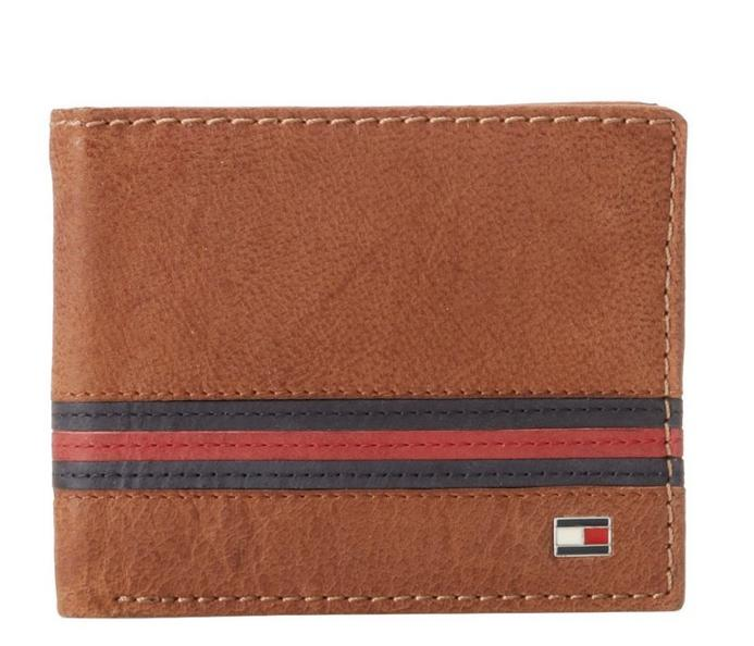 Tommy Hilfiger Men's Yale Double Billfold