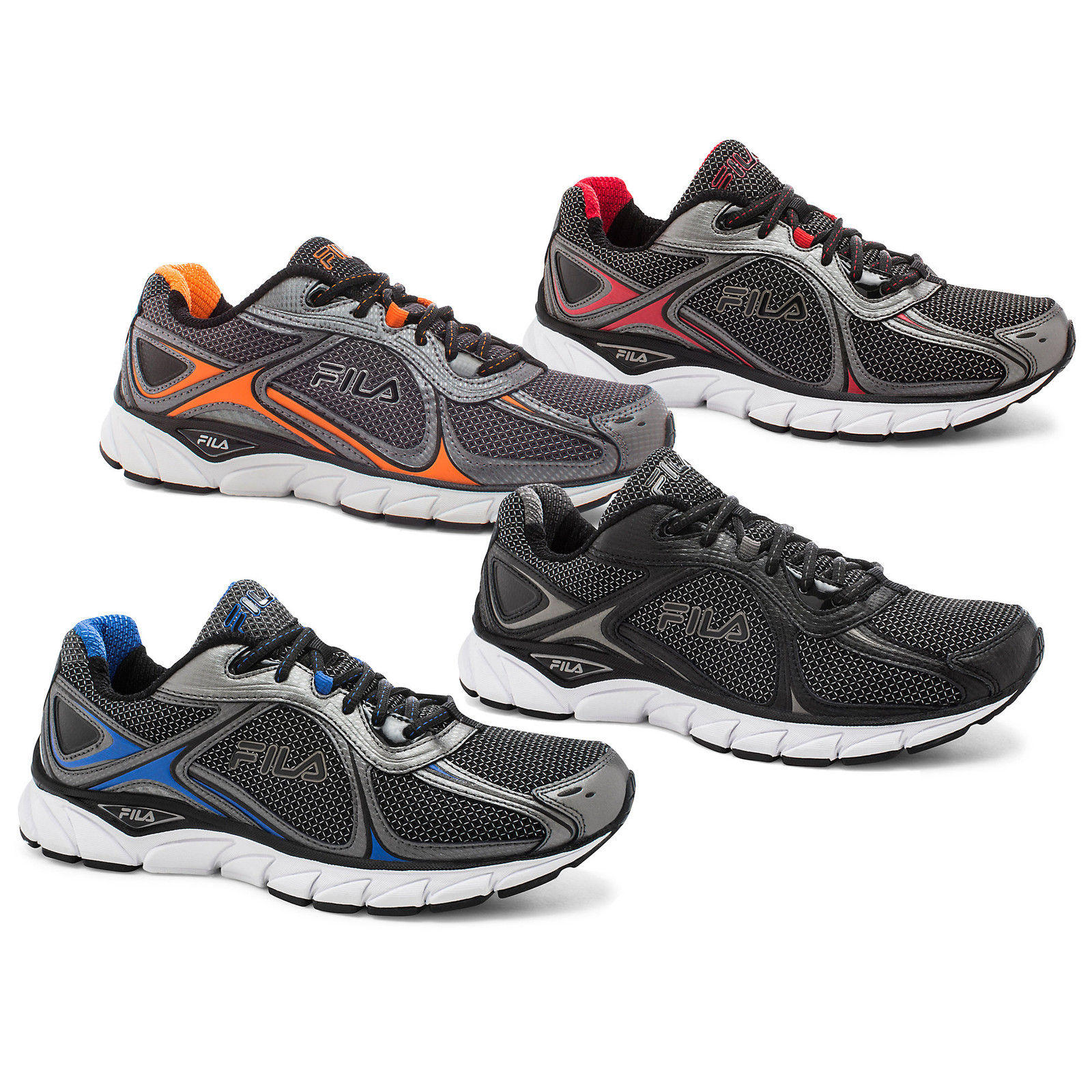 FILA Men's Quadrix Running shoes