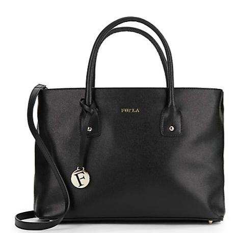 Furla Saffiano Leather Tote