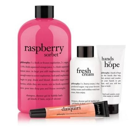 Save Up to 40% Off New Outlet Items @ philosophy