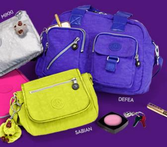 Up to 50% Off Select Sale Styles @ Kipling USA