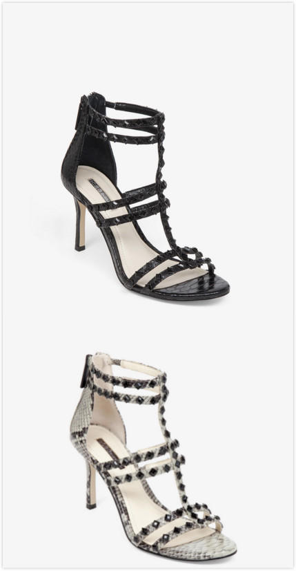 DARIAH ANKLE-WRAP SANDAL On Sale @ BCBGeneration