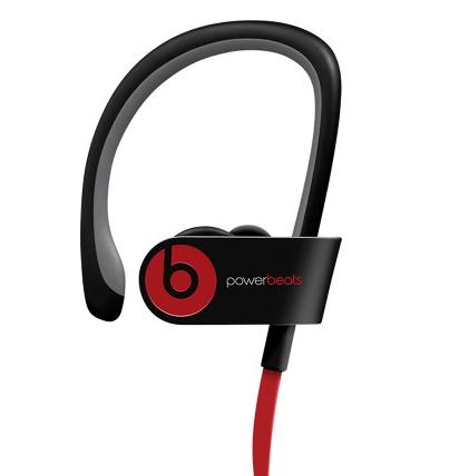 Beats by Dr. Dre Powerbeats2 Wireless Bluetooth Earbud Headphones(Certified Refurbished)