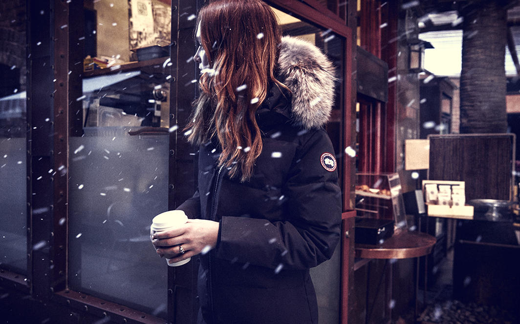$175 Off Canada Goose Purchase @ Saks Fifth Avenue