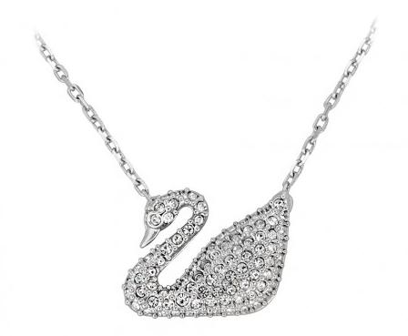Swarovski Swan Pendant (Dealmoon Singles Day Exclusive!)