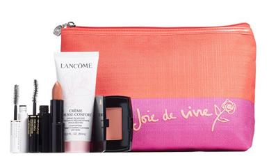 Free 6-Pc. Gift with any $75 Lancome Purchase @ Nordstrom