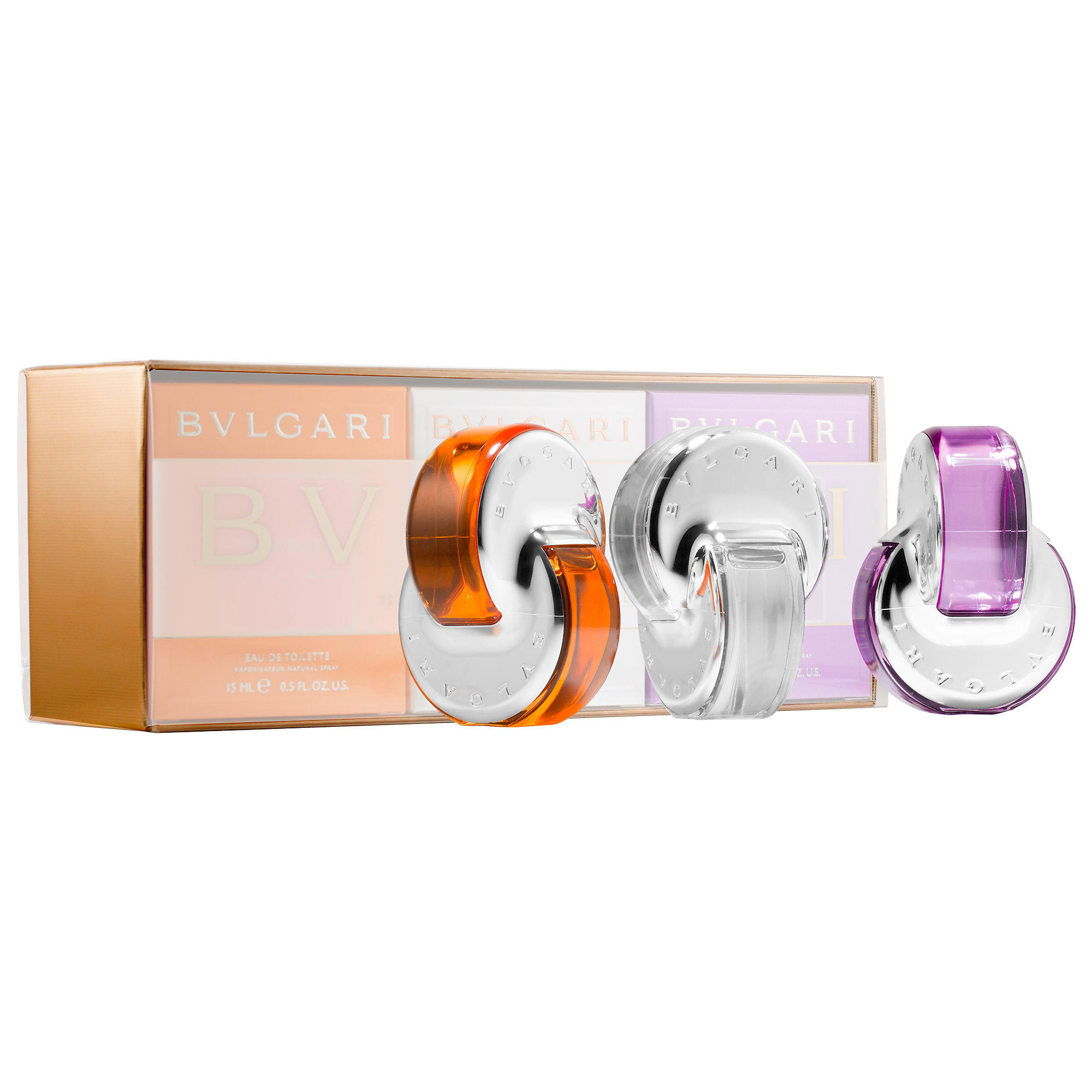 New Release Bvlgari launched New Omnia Purse Spray Collection