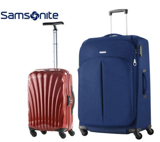 20% Off+Extra $20 Off Select Items @ Samsonite