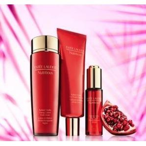 Free Full Size Nutritious Cleanser + 2 Extra Samples with $50 Purchase @ Estee Lauder, Dealmoon Singles Day Exclusive!