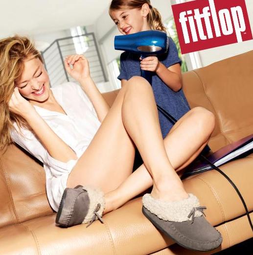 FitFlop 'The Cuddler™' Slipper @ Nordstrom