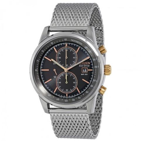 CITIZEN Eco-Drive Grey Dial Men's Watch