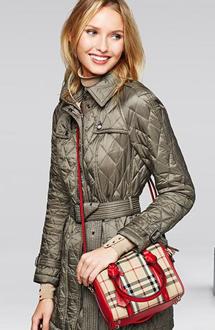 Up to 63% Off Burberry Outerwear, Shoes, Accessories On Sale @ MYHABIT