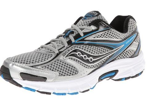 From $27.99 Saucony Men's Cohesion 8 Running Shoe