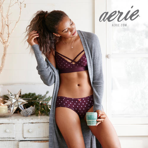 10 For $32 Select Panties @ Aerie by American Eagle