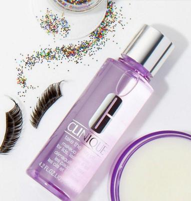 $15.2 Clinique Take The Day Off™ Makeup Remover For Lids, Lashes & Lips