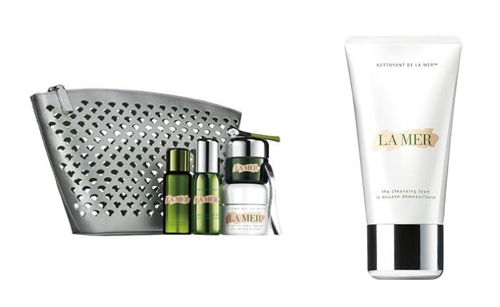 The Treatment Essentials Collection + The Cleasing Foam @ La Mer