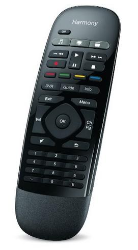 Logitech Harmony Smart Control with Smartphone App and Simple Remote 915-000194