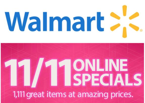 1,111 Great Items Sale @ Walmart