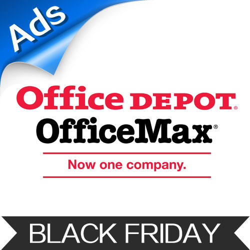 Check it Now! Office Depot & Office Max Black Friday 2015 Ad Posted