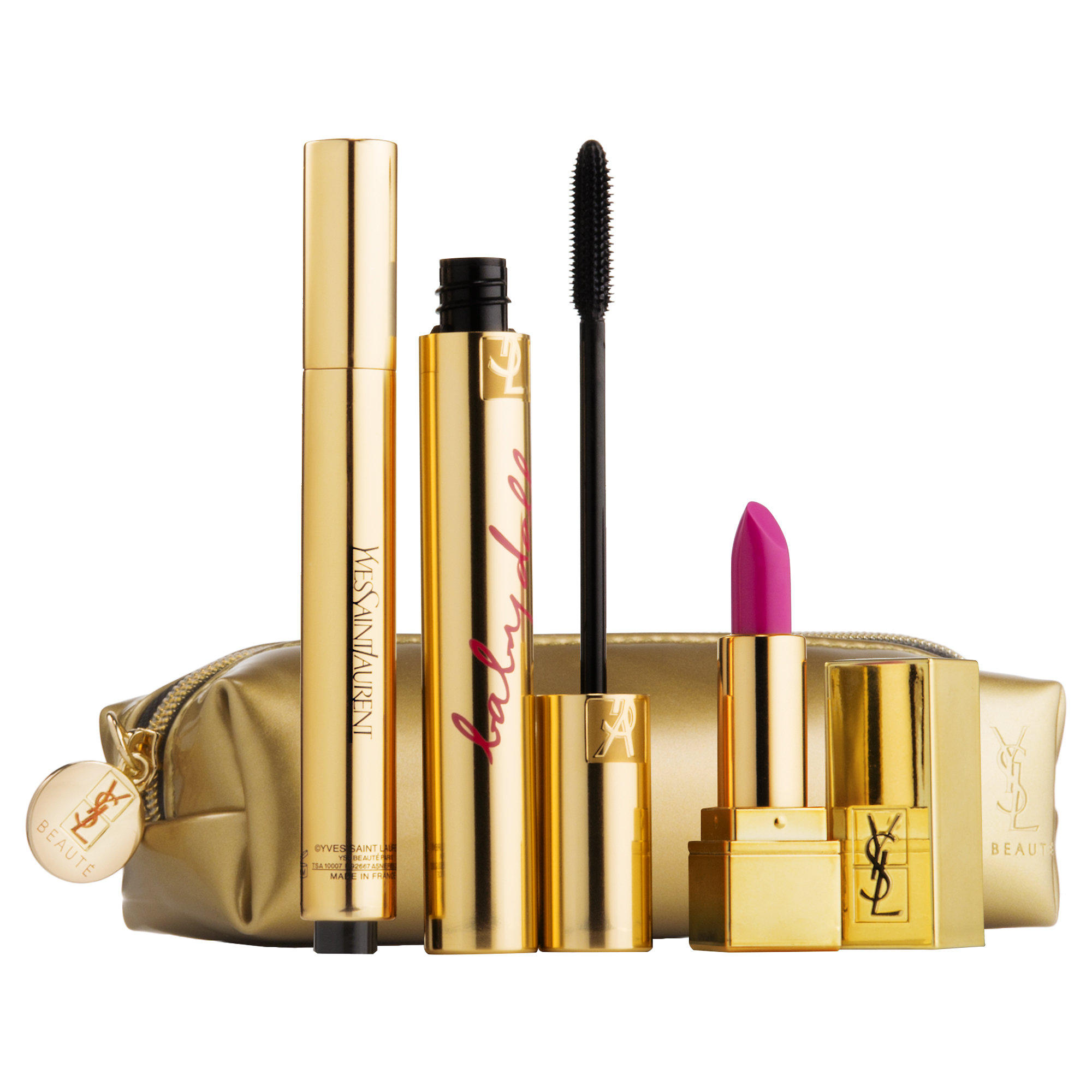 YSL launched New Beauty Icons Set