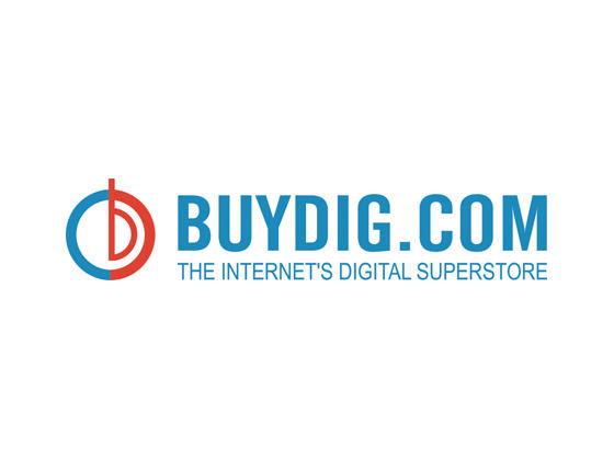 $25 Off $50 or more @BuyDig