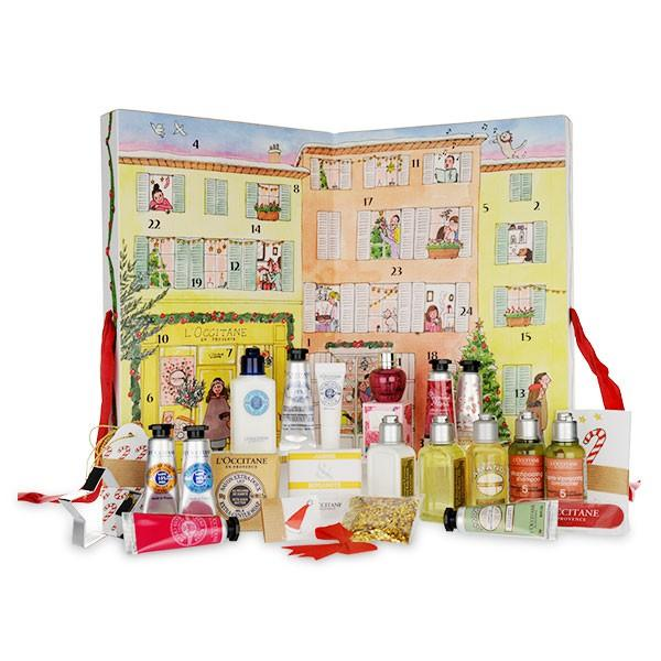 ONLY $69 35-Piece Deluxe Gift SET 24 Piece Advent Calendar + 7 Piece Gift Set + 4 Piece Set with Holiday Ornament@ L'Occitane, Dealmoon Singles Day Exclusive!