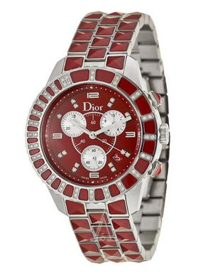 Christian Dior Women's Dior Christal Watch CD11431GM001