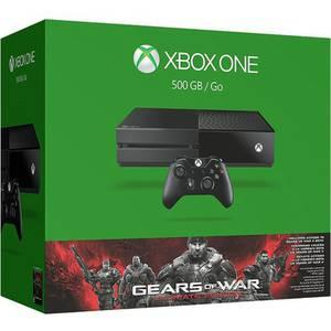 $299.00 Xbox One 500GB Gears of War Ultimate Edition Console Bundle + $30 Gift Card