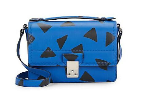 3.1 Phillip Lim Pashli Mini Printed Leather Crossbody @ Saks Off 5th