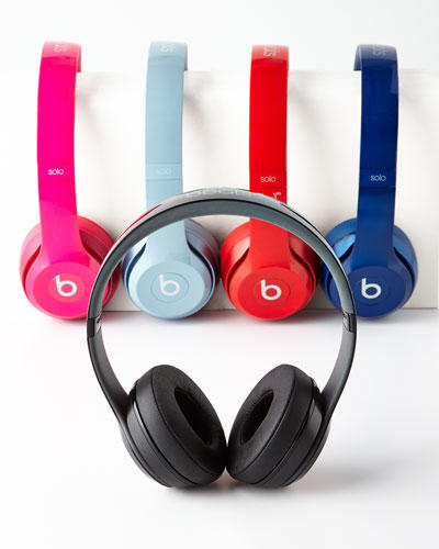 BEATS BY DRE Solo² On-Ear Headphones