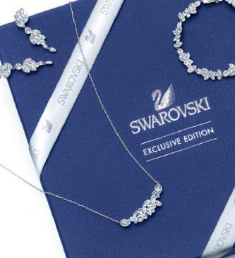 Free Star Ornament with $150 Purchase at Swarovski