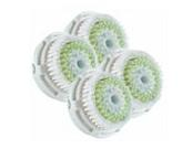 22% OFF Clarisonic Brush Head 4-Pack Value Sets @ SkinStore.com,Singles Day Exclusive!